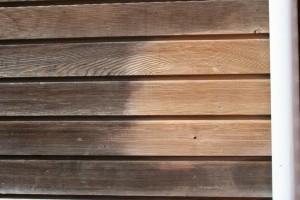 Geimpregneerd hout schilderen